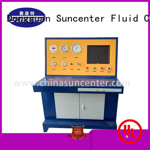 Suncenter hydrostatic hydrostatic pressure test pump factory price for petrochemical