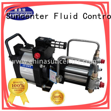 Suncenter refrigerant manual oxygen pump marketing for refrigeration industry