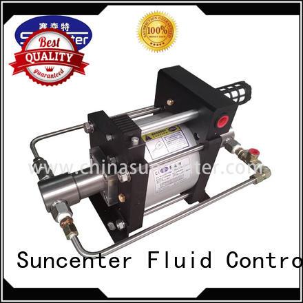 Suncenter long-term used air driven liquid pump overseas market for mining