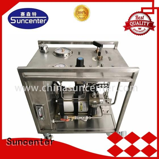 Suncenter competetive price chemical injection development for medical