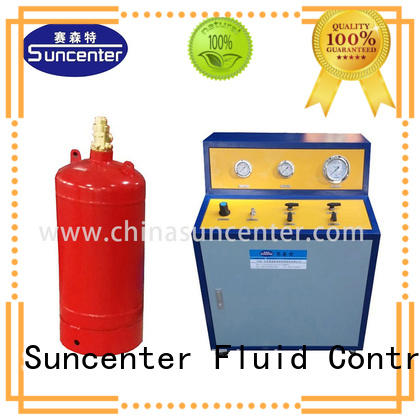 scientific fire extinguisher refill filling marketing for fire extinguisher