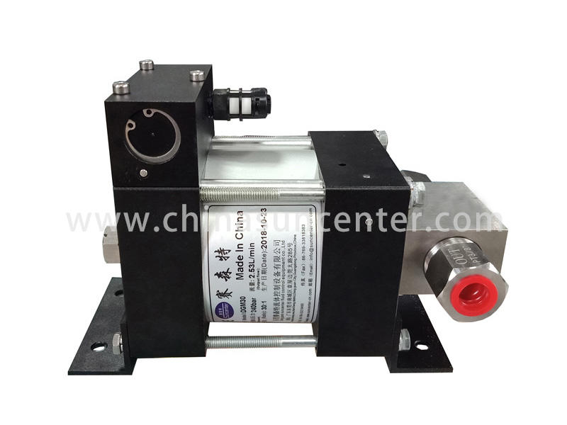 Suncenter-High-quality Air Over Hydraulic Pump | Air Driven Liquid Pump