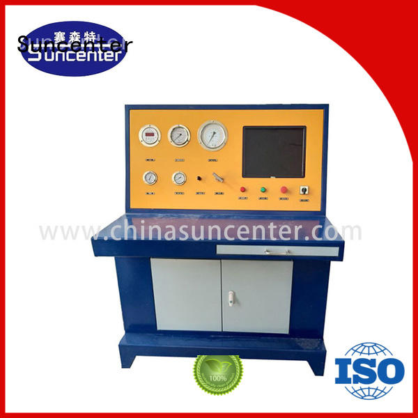 Suncenter competetive price hydrostatic test pump overseas market for mining