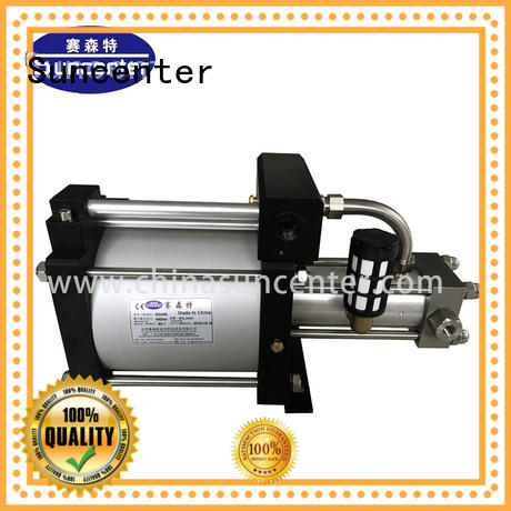Suncenter dgd pressure booster pump from manufacturer for natural gas boosts pressure