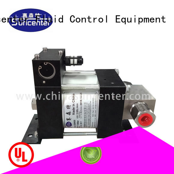 Suncenter durable pneumatic hydraulic pump high pressure on sale for petrochemical