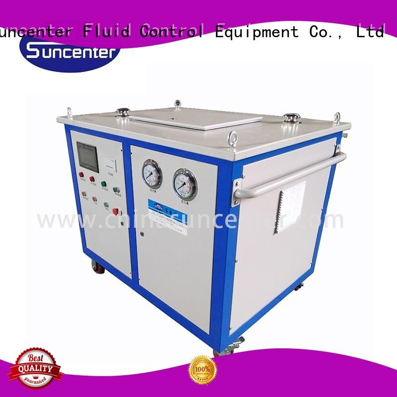 Suncenter tube tube expanding machine factory price for automobile tubing