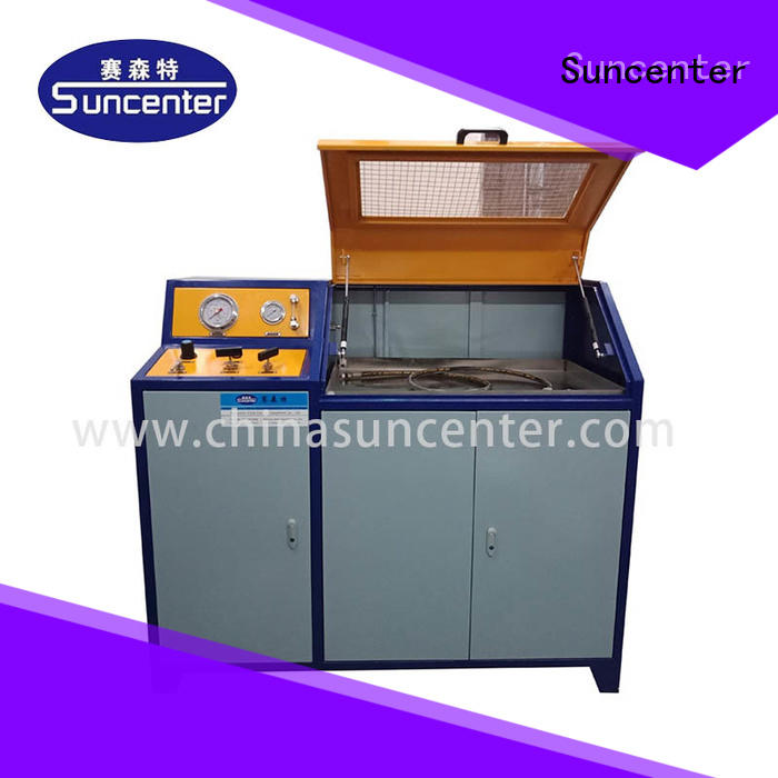Quality Suncenter Brand machine pressure testing equipment