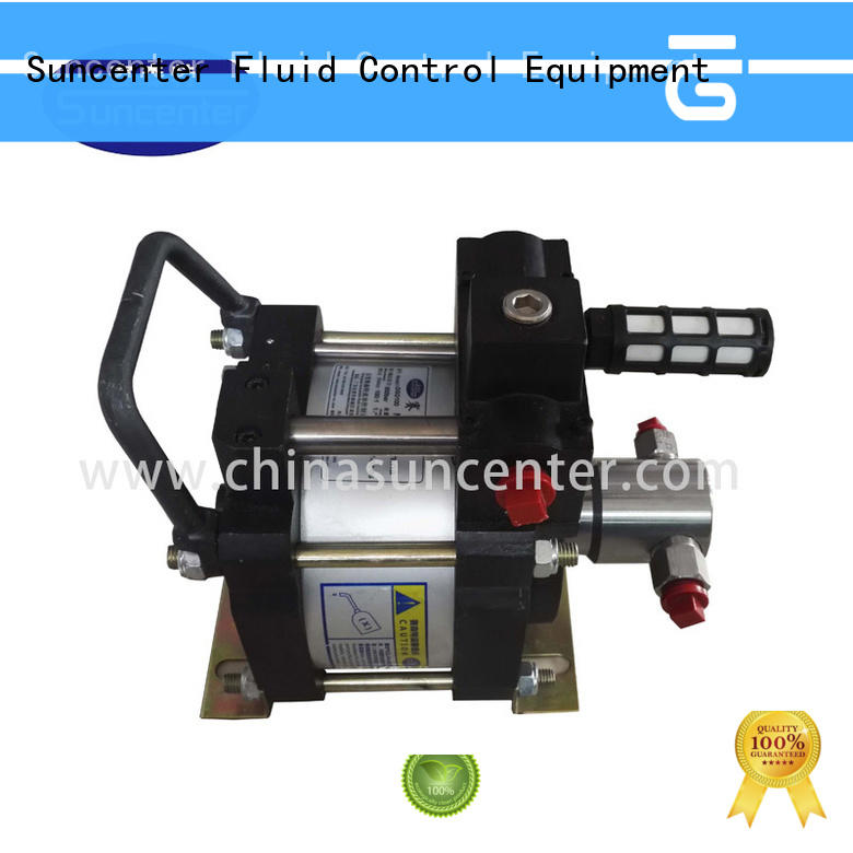 Suncenter stable pneumatic hydraulic pump factory price for mining
