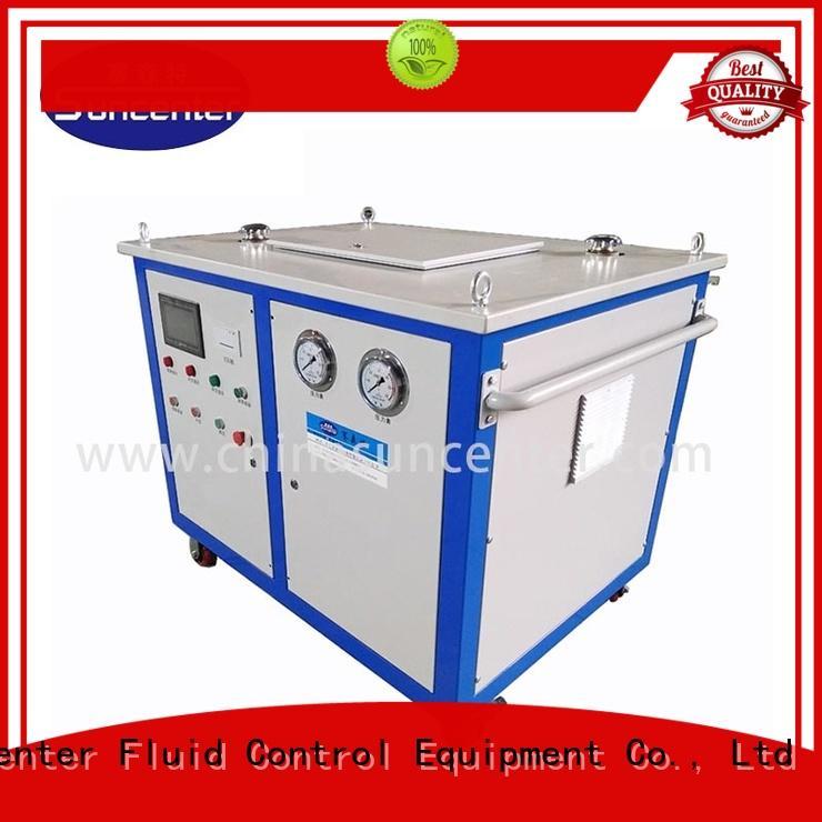 tube expanding machine machine for pipe fittings Suncenter