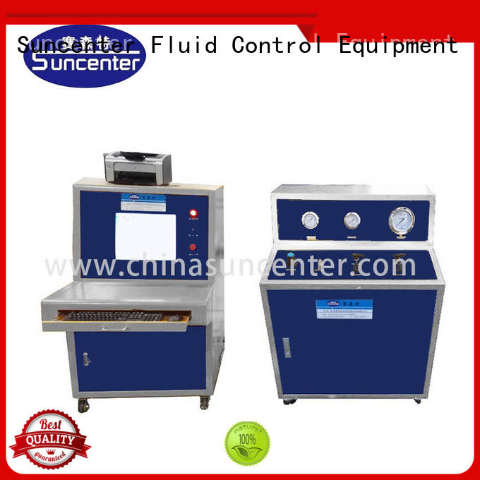 Suncenter long life hydrotest pressure type for pressure test