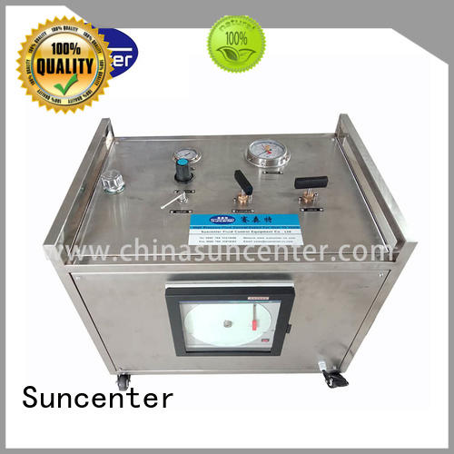 Suncenter advanced technology hydrostatic test pump from wholesale for petrochemical