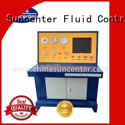 Suncenter cylinder hydrostatic test pump manufacturer for mining