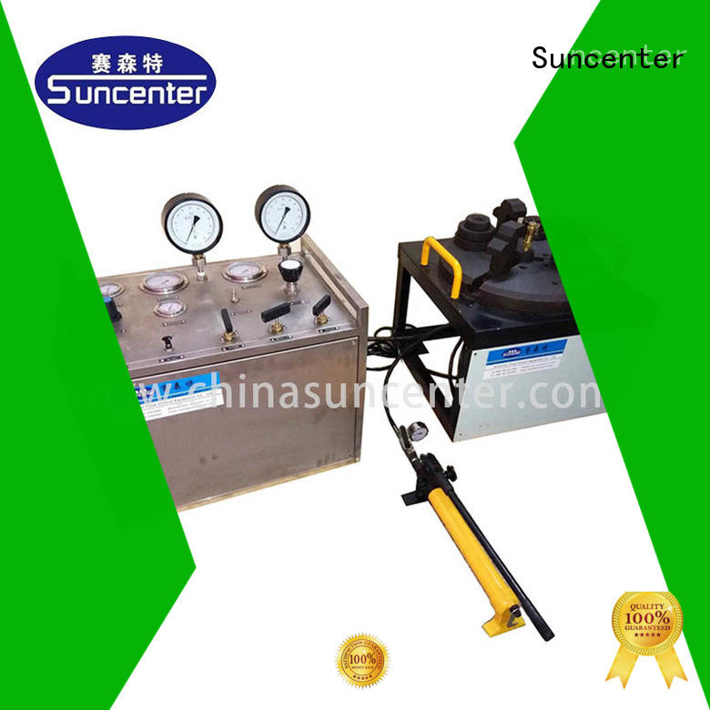 Suncenter test hydrostatic pressure test at discount for factory