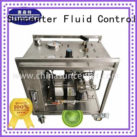 Suncenter high-quality chemical injection pump owner for medical