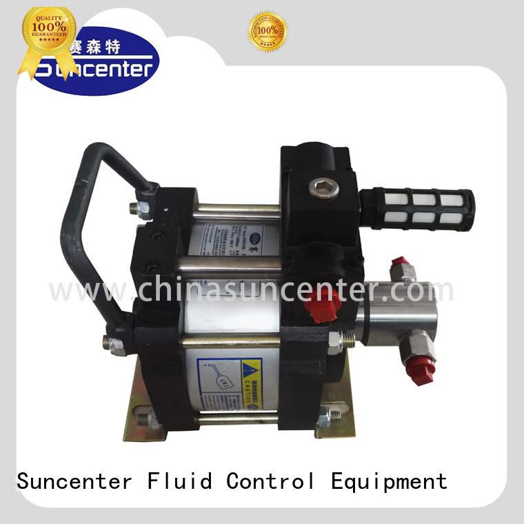 Suncenter competetive price air over hydraulic pump manufacturer for metallurgy
