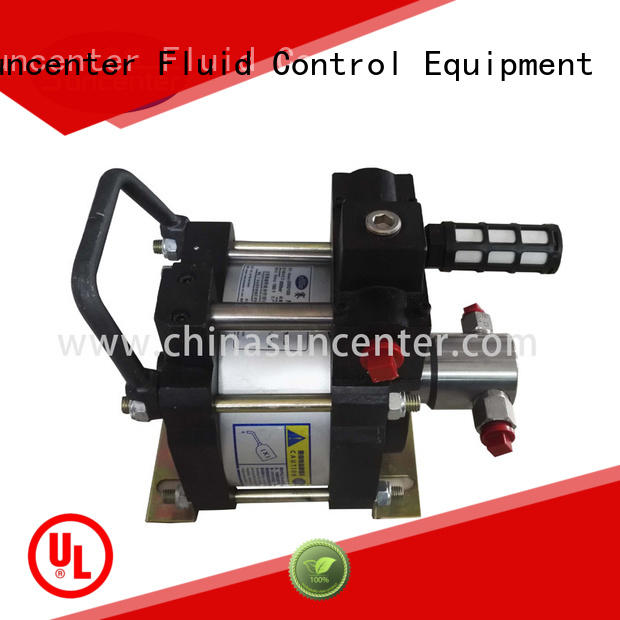 widely used air driven hydraulic pump pneumatic on sale for machinery