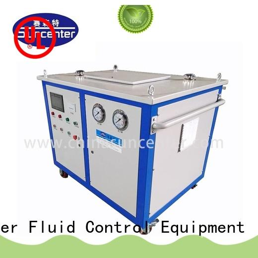 Suncenter easy to use tube expanding machine for wholesale for pipe fittings