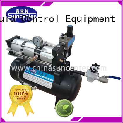 Suncenter air pressure pump from wholesale for safety valve calibration