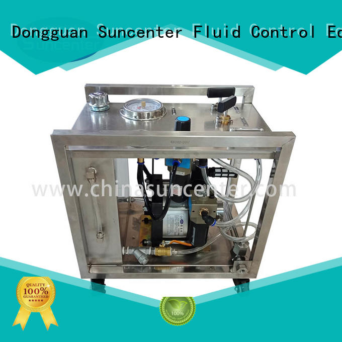 Suncenter pump hydrostatic testing factory price forshipbuilding
