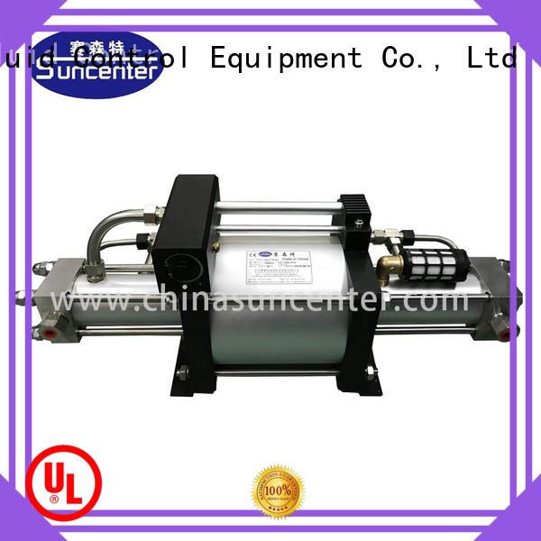 portable oxygen pumps booster for-sale for safety valve calibration