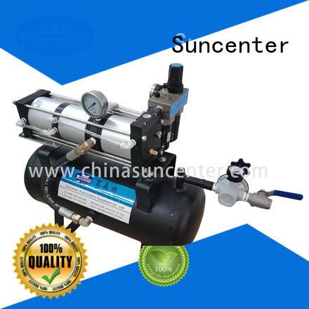 Suncenter pump air compressor pump manufacturer for pressurization