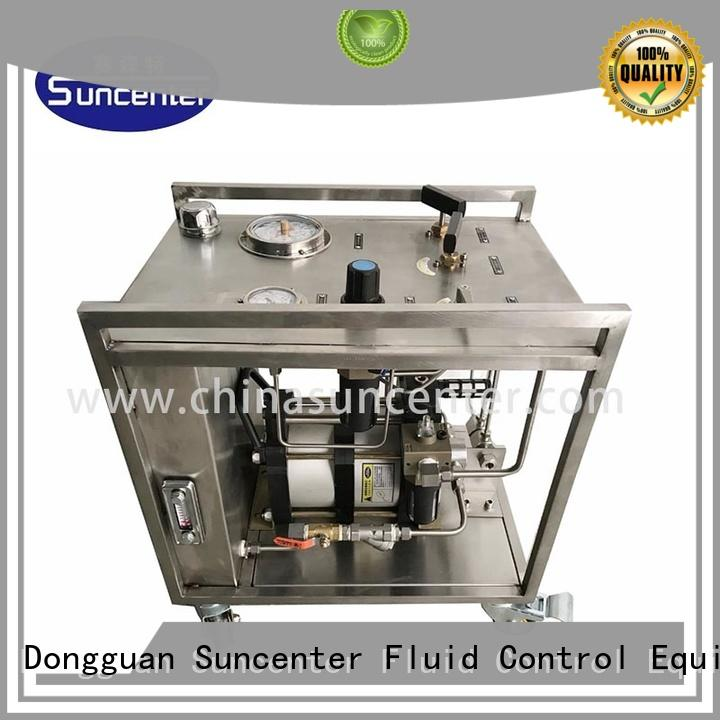 Suncenter high-quality chemical injection testing for medical