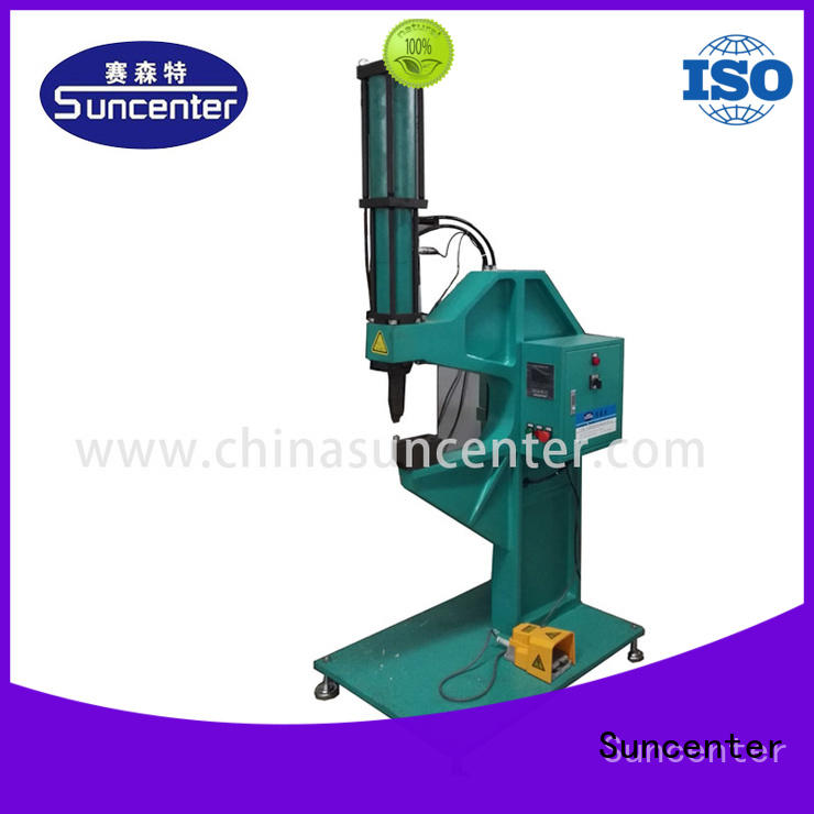 Suncenter low cost reviting machine at discount for welding