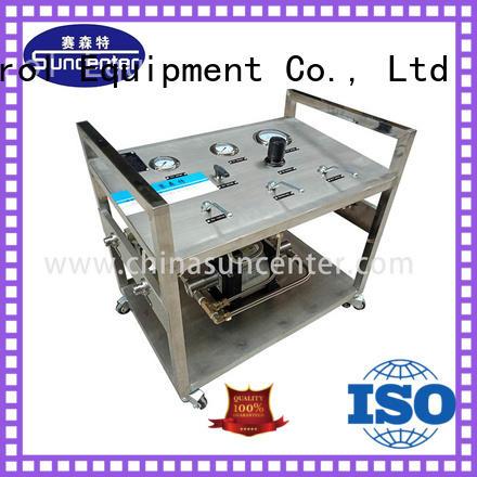 Suncenter durable N2O pump supercritical for pressurization