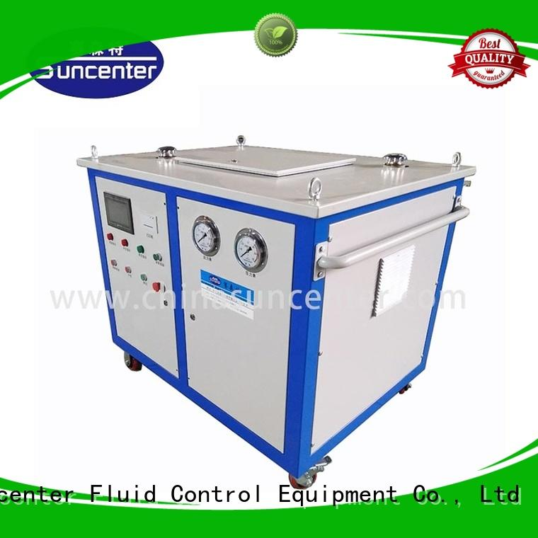 long life copper tube expander machine types for duct