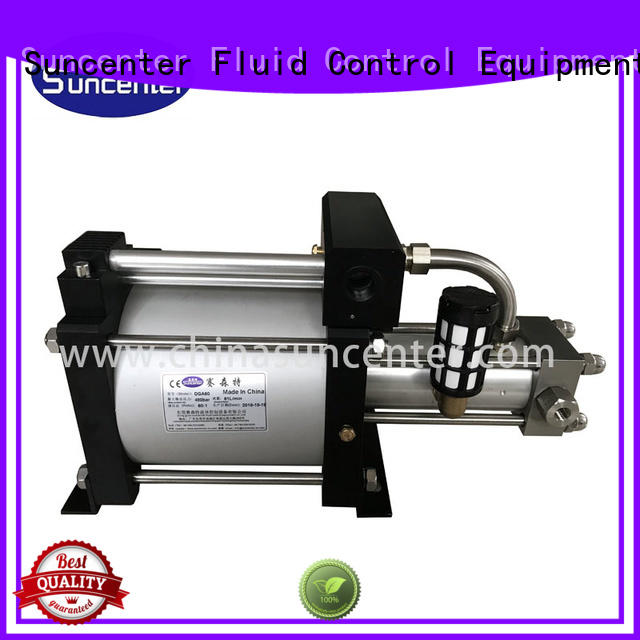 Suncenter dgt gas booster system at discount for safety valve calibration
