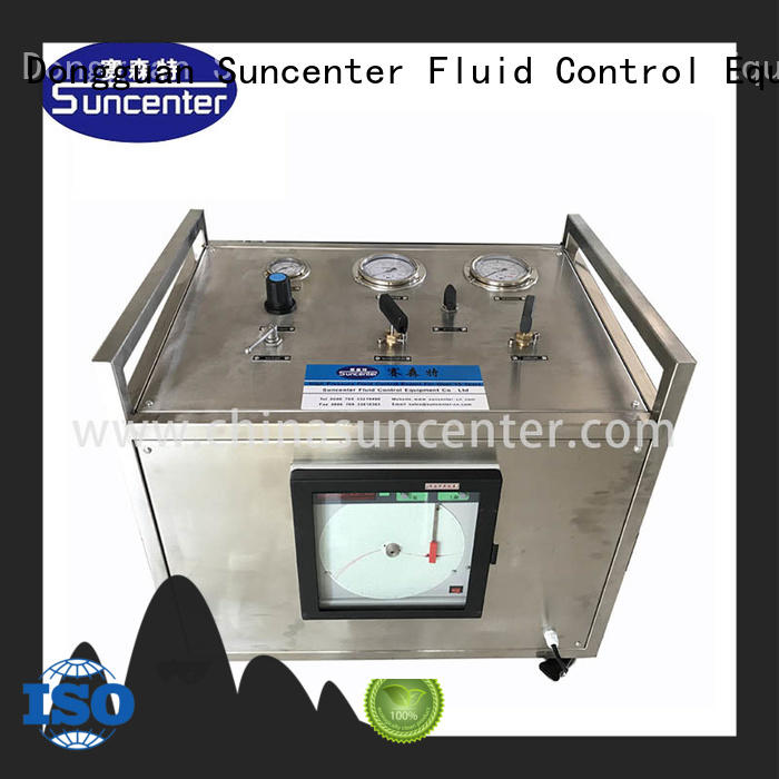 energy saving hydraulic test bench pressure for-sale for pressurization