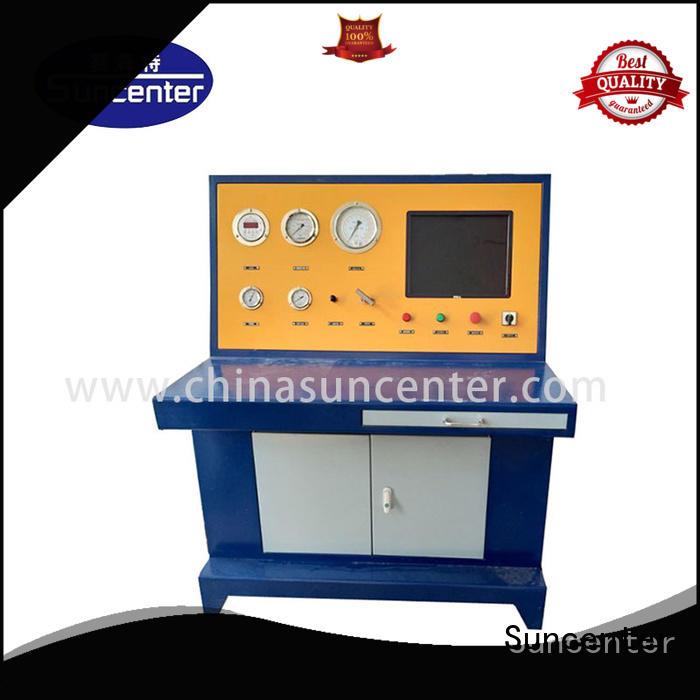 Suncenter stable cylinder pressure tester overseas market forshipbuilding