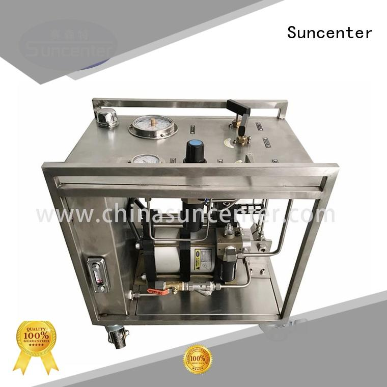 Suncenter injection chemical injection development for medical