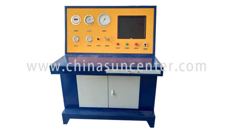 Cylinder hydrostatic pressure test machine-1