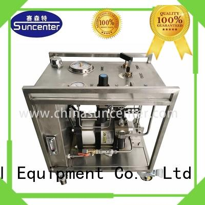 Suncenter pump chemical injection pump effectively for medical