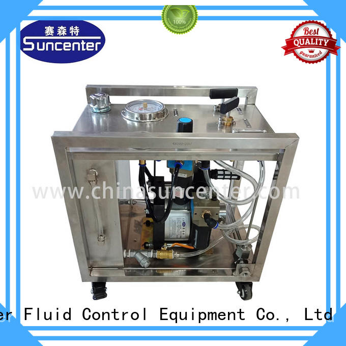 Suncenter professional high pressure water pump round for machinery