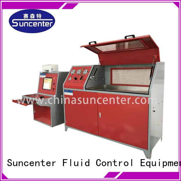 watch pressure test machine air brake Suncenter Brand